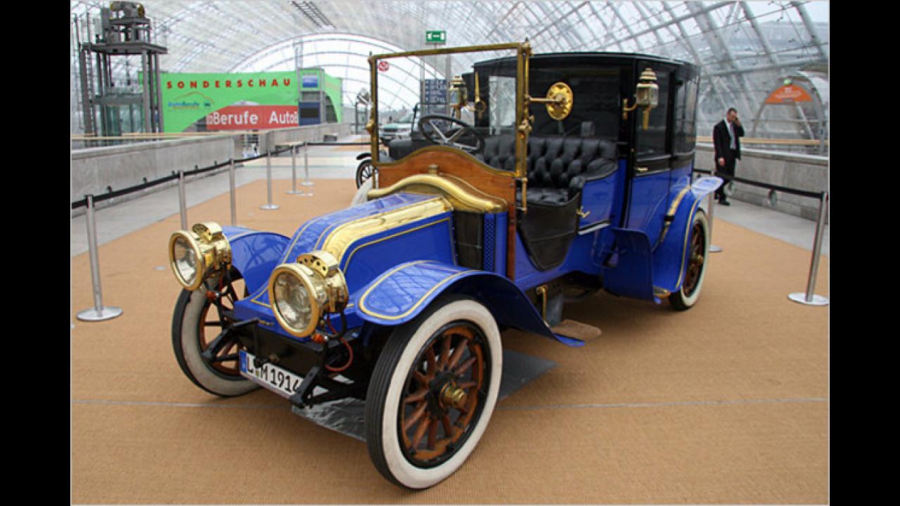 Renault 14/20 (1914) (Titanic)