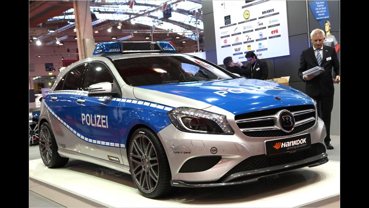 Mercedes A-Klasse Tune it! Safe!