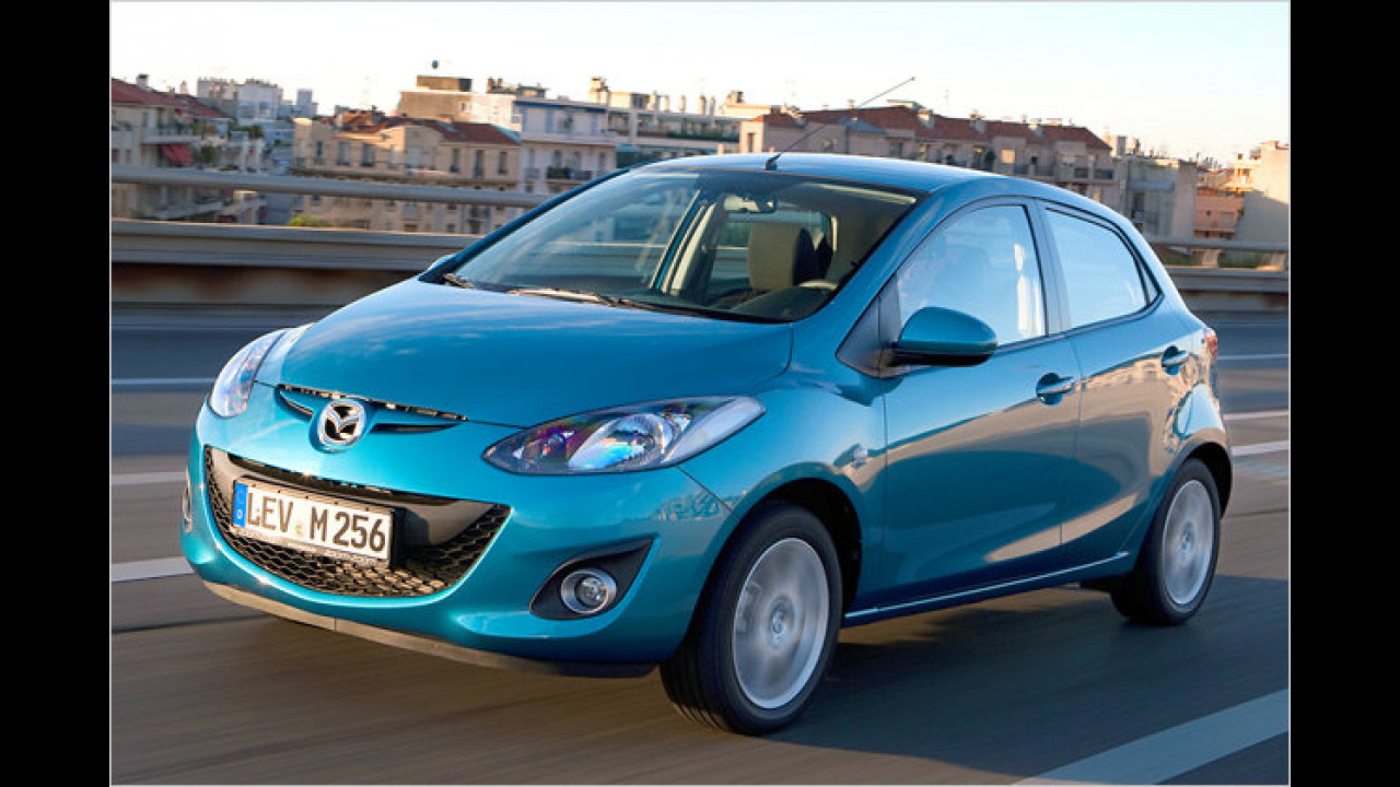 Mazda plant Elektroauto