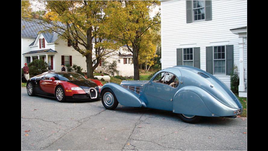 Das teuerste Auto der Welt ist ein Bugatti 57SC Atlantic