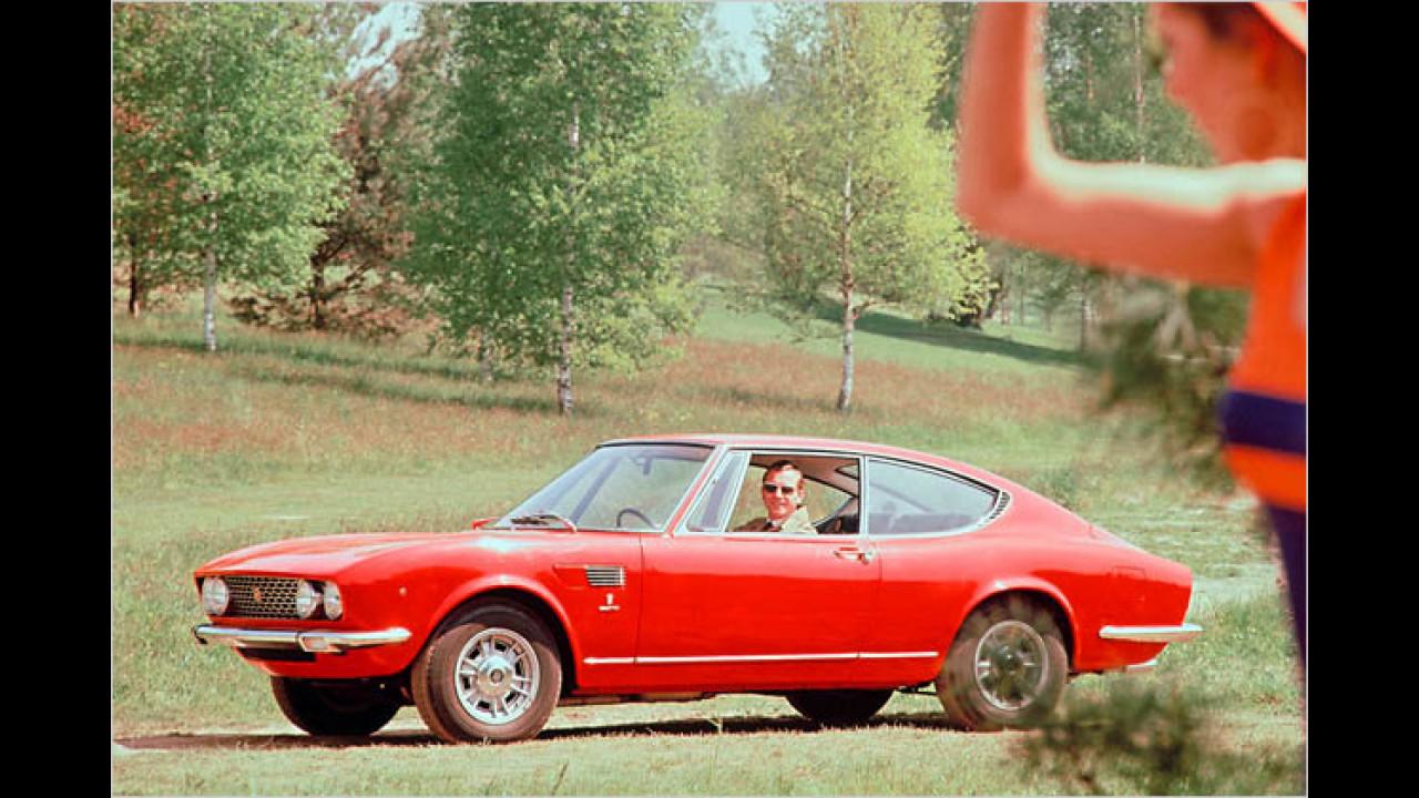 Fiat Dino Coupé (1966-1974)