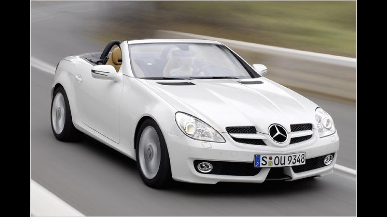 Mercedes SLK 350 Sportmotor 7G-Tronic