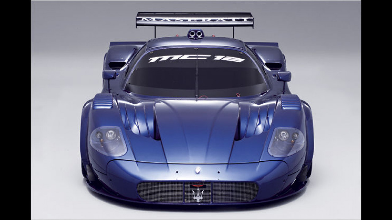 Dreamcars: Maserati MC12