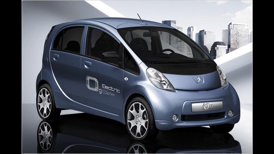 70 Jahre Peugeot Elektro-Fahrzeuge: Vom VLV zum iOn
