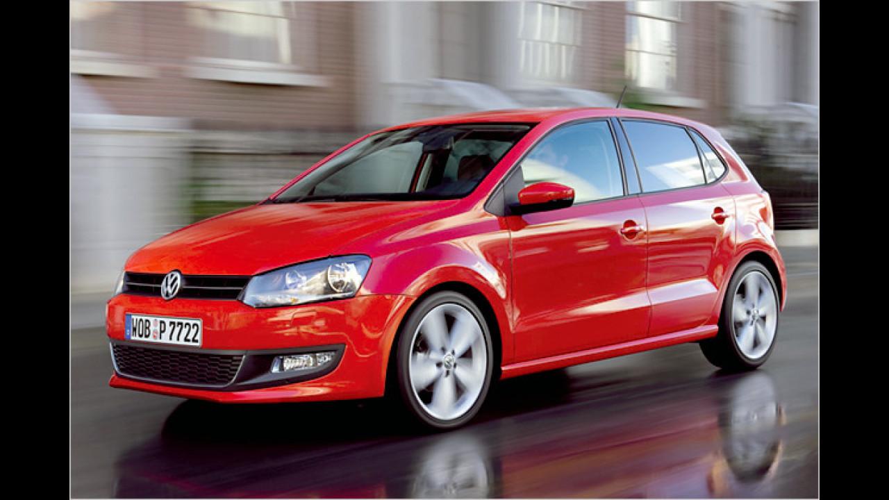 VW Polo 1.6 TDI Trendline