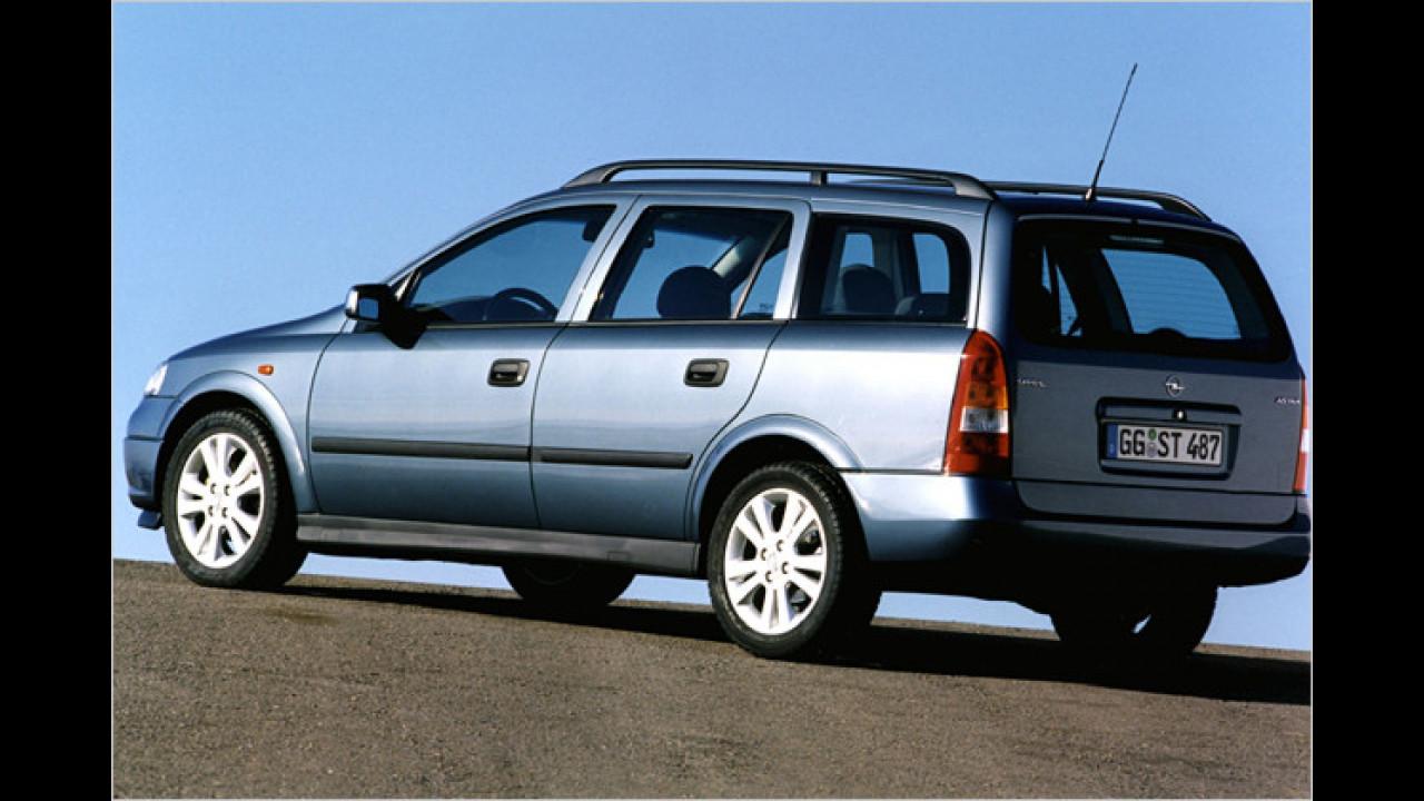 Opel Astra G Caravan (1998)