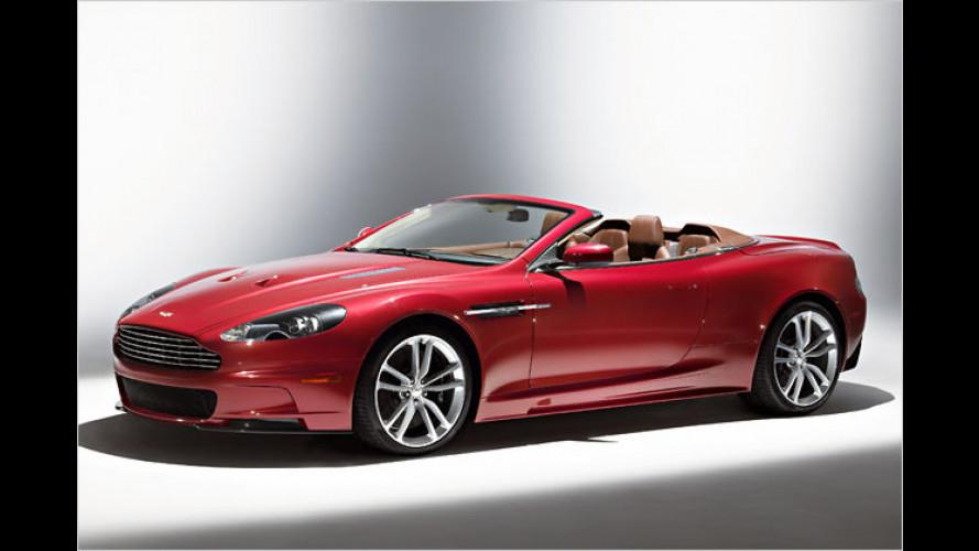 Aston Martin bringt den DBS Volante nach Genf