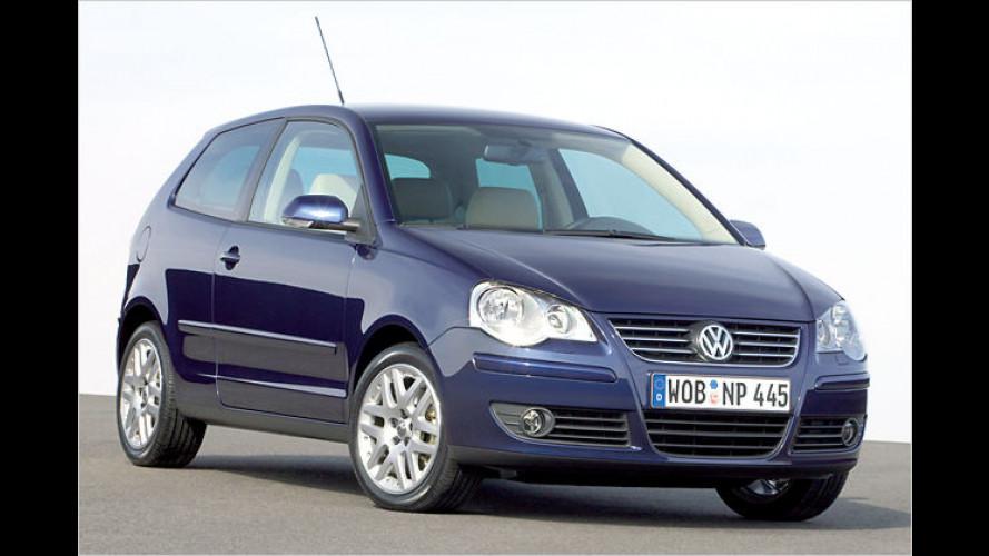 """,Umweltprämie plus"""" von VW: 4.500 Euro sparen beim Polo"""