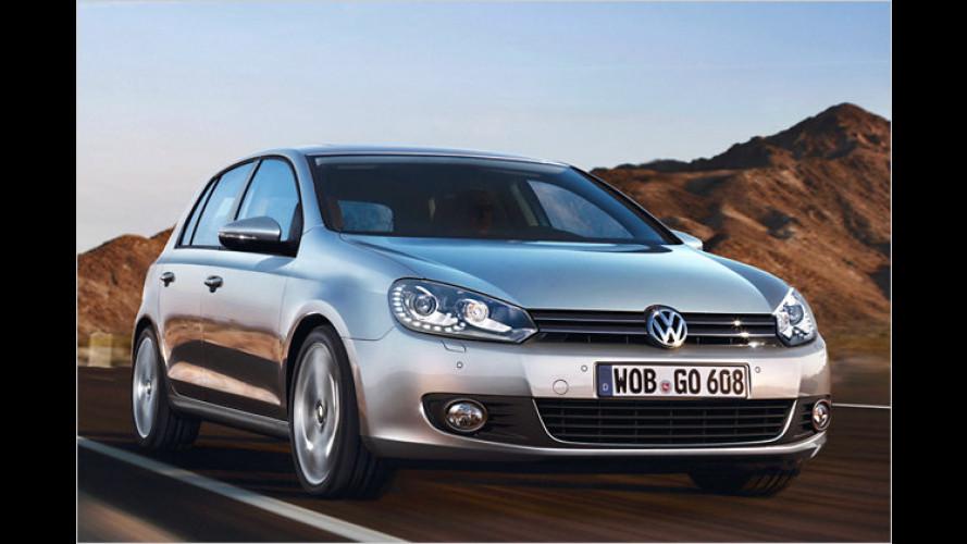 VW: Jetzt auch mit LED-Tagfahrlicht bestellbar