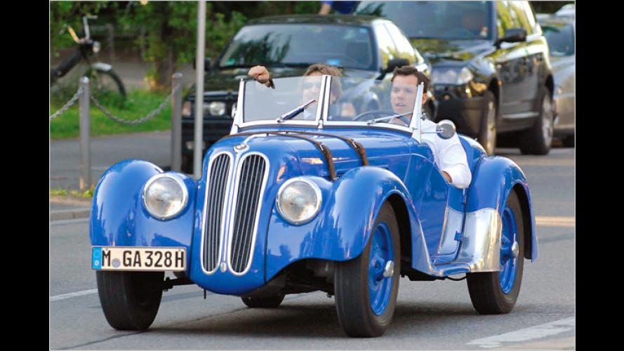 Klein und leicht: 75 Jahre BMW 328