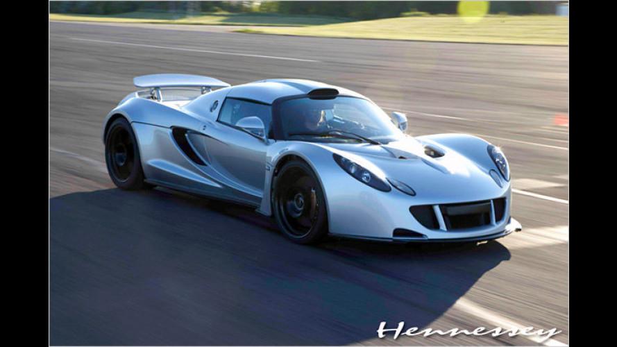 Vorsicht, giftig: Hennessey-Supersportwagen Venom GT