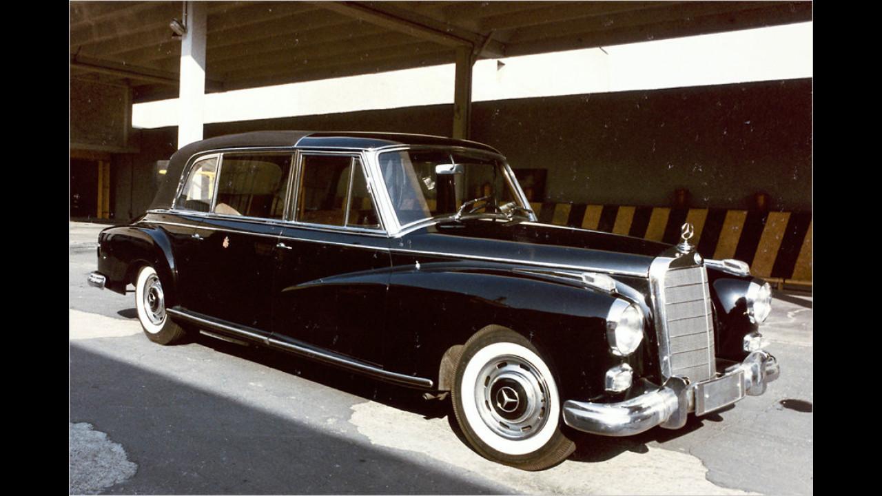 Mercedes 300 d Landaulet (1960)