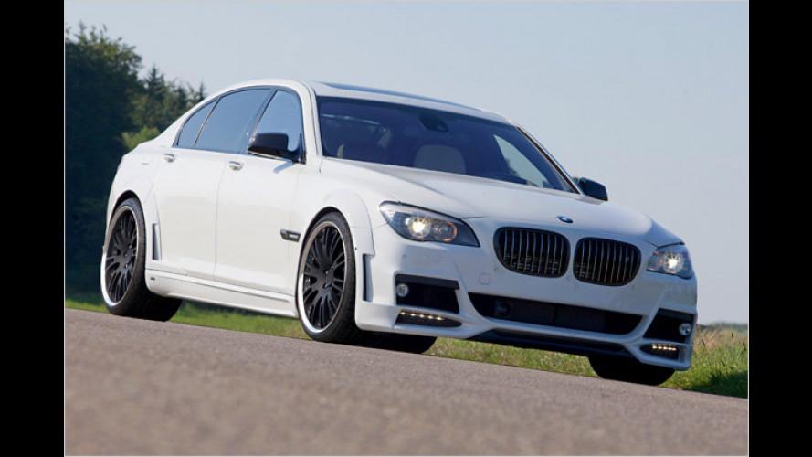 Luxuriöser Breitling: Lumma veredelt den 7er-BMW weiter