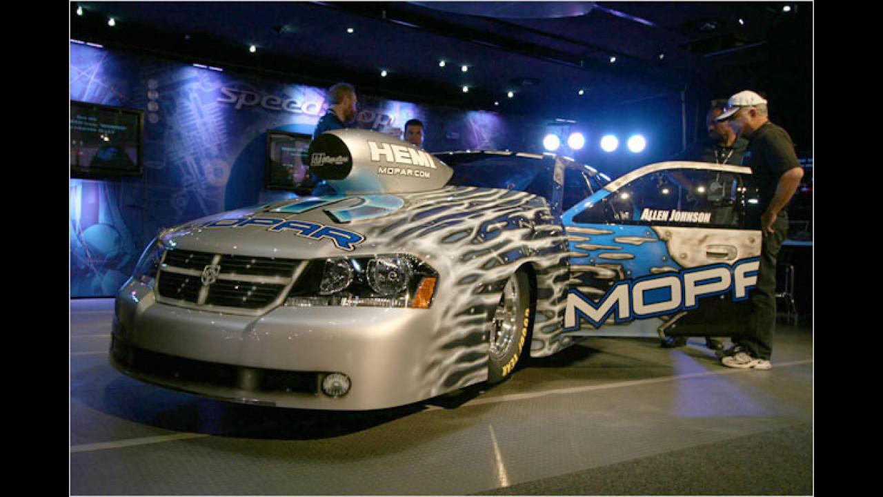 Dodge Avenger Pro Stock