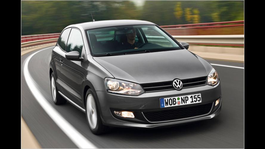 VW-Herbst: ,Comfort Plus