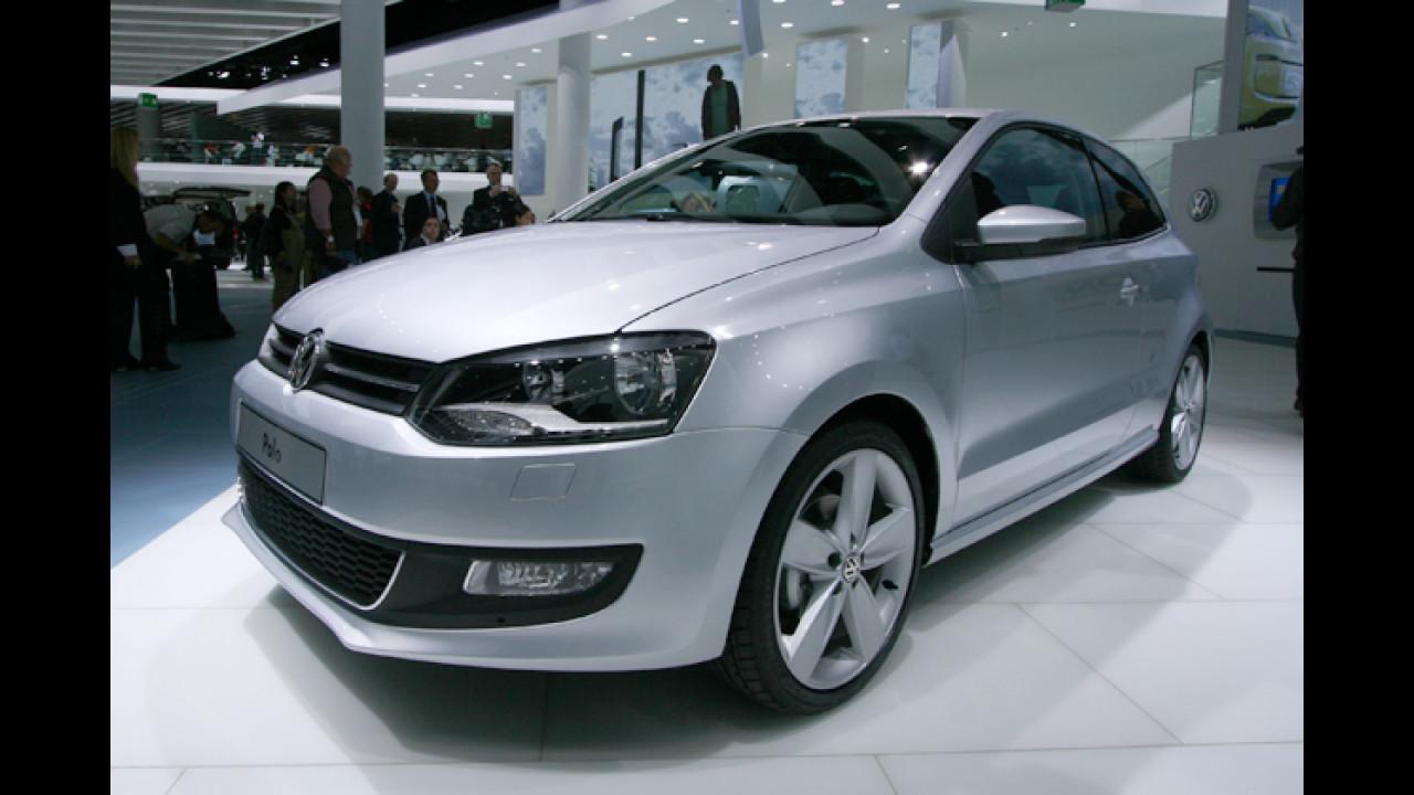 VW Polo Dreitürer