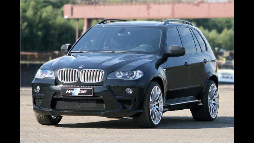 """,Beau de Beckingen"""": Hartge tunt den BMW X5 xDrive35d"""