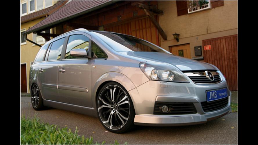 JMS Opel Zafira