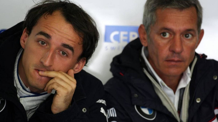 2012 team switch now Kubica's focus - manager