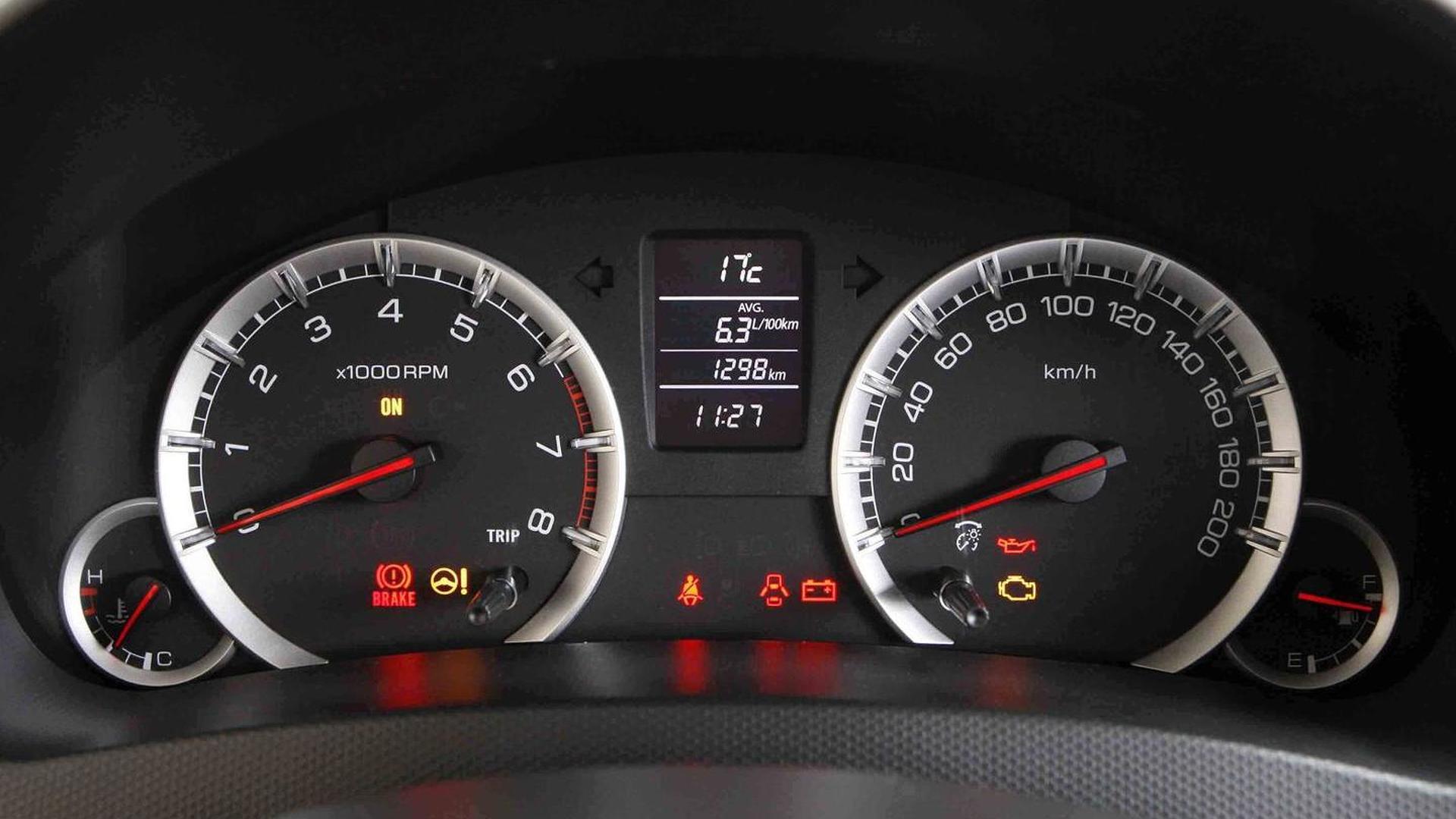 2011 suzuki swift interior more specs new images revealed rh motor1 com 2016 Suzuki Swift 2000 Suzuki Swift