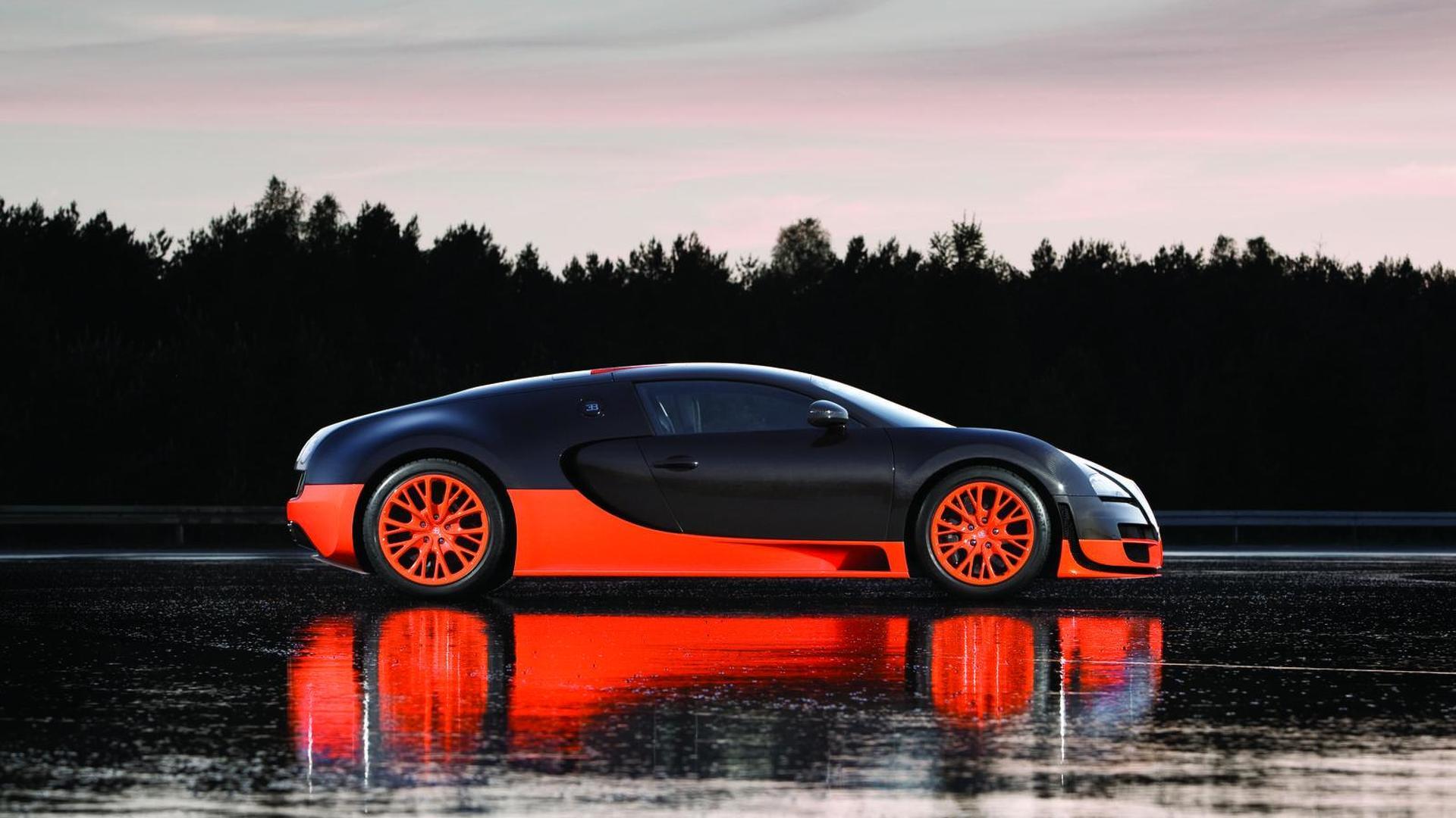 Bugatti Veyron Super Sport Price >> Bugatti Veyron 16 4 Super Sport Revealed Sets 268 Mph Land