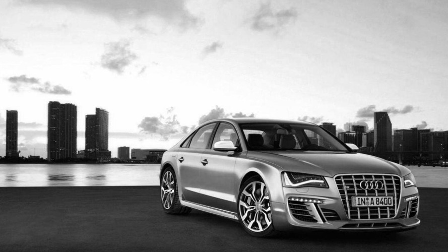 2012 Audi S8 to feature 520 hp - report