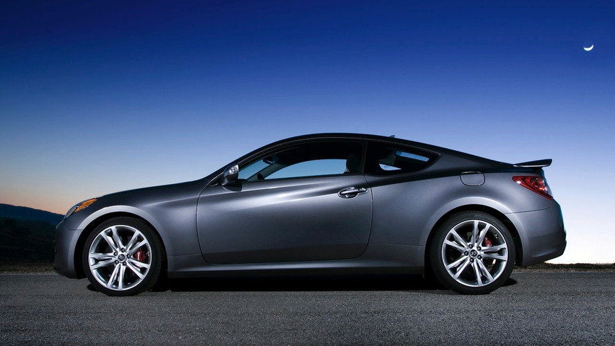 Hyundai Announces 2010 Genesis Coupe Pricing in U.S.