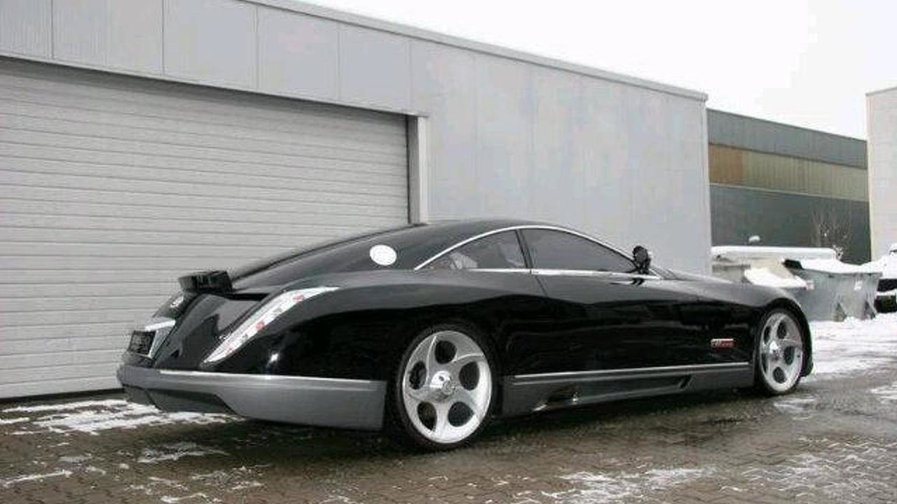 Maybach Exelero Sold For 8 Million Report Motor1com Photos