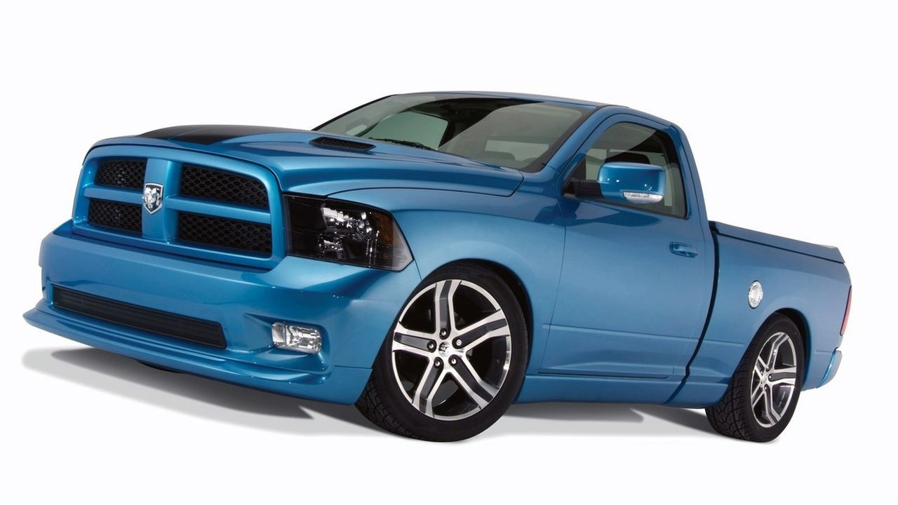 2009 Dodge Ram Mopar Street Package SEMA