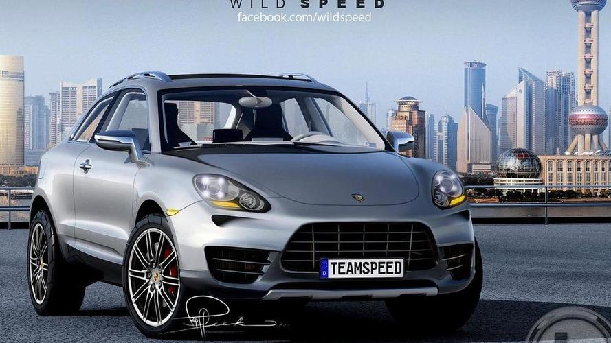 Porsche Cajun to offer powerful diesel engine - report