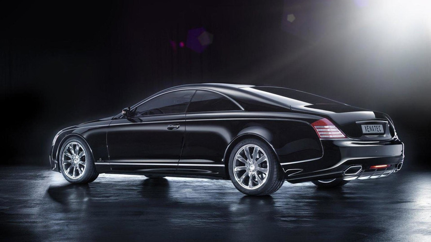 Maybach 57S Coupe by Xenatec first production unit emerges