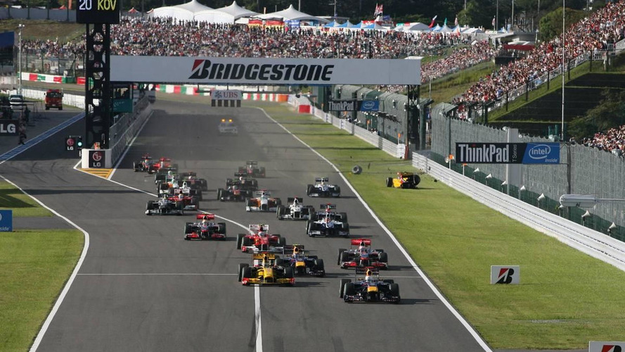F1 bosses consider two-day weekend for F1