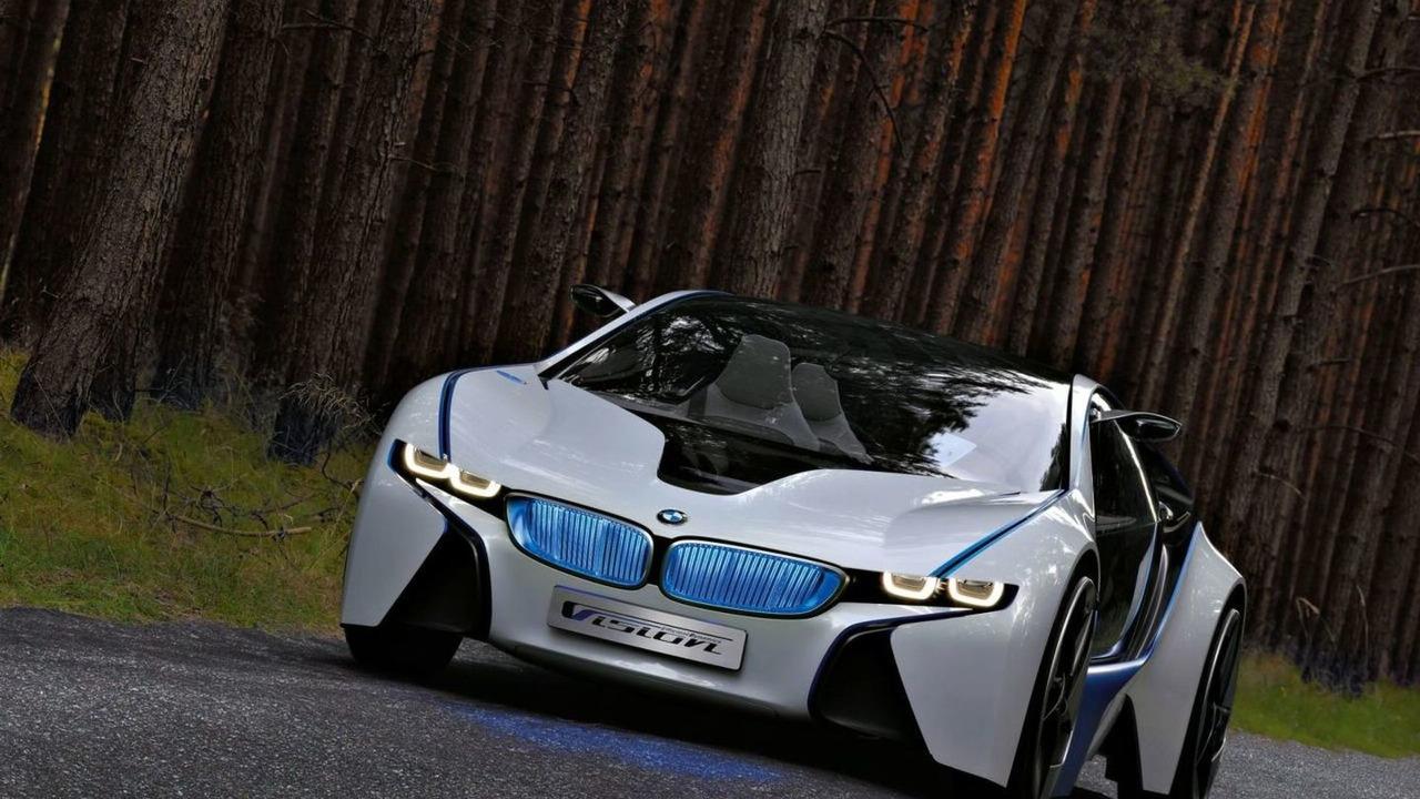 BMW Vision EfficienctDynamics Concept
