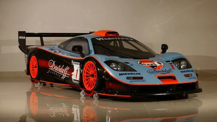 Rare Race-Spec McLaren F1 GTR Long Tail Found on Sale