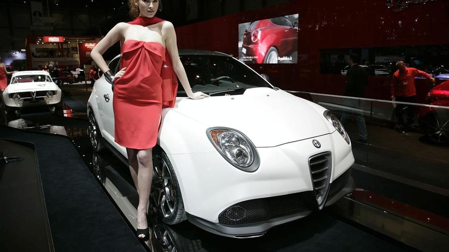 Alfa Romeo MiTo GTA Concept Unveiled in Geneva - video