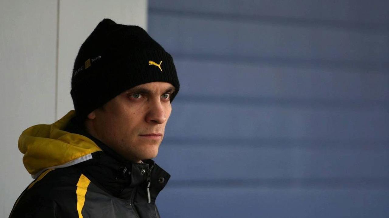Vitaly Petrov (RUS), Renault F1 Team - Formula 1 Testing, 18.02.2010, Jerez, Spain