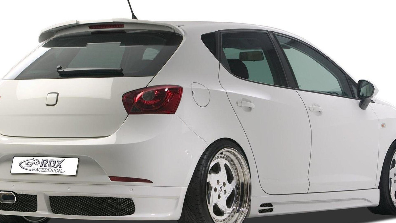 RDX Racedesign body styling for Seat Ibiza 6J 26.06.2010