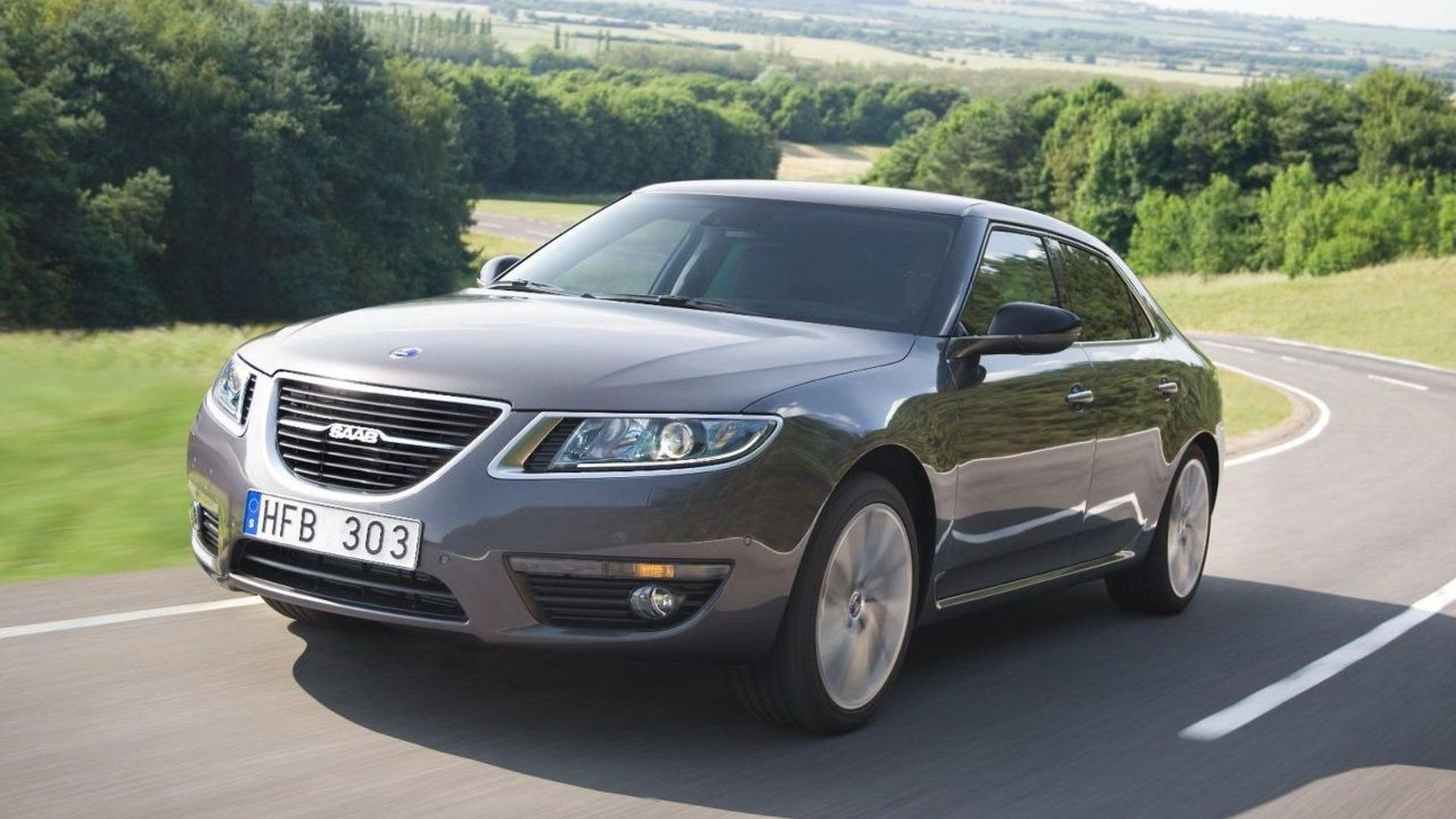 Saab 9 5 Pricing Announced In Uk