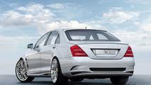 AK Car-Design Mercedes S-Class styling kit