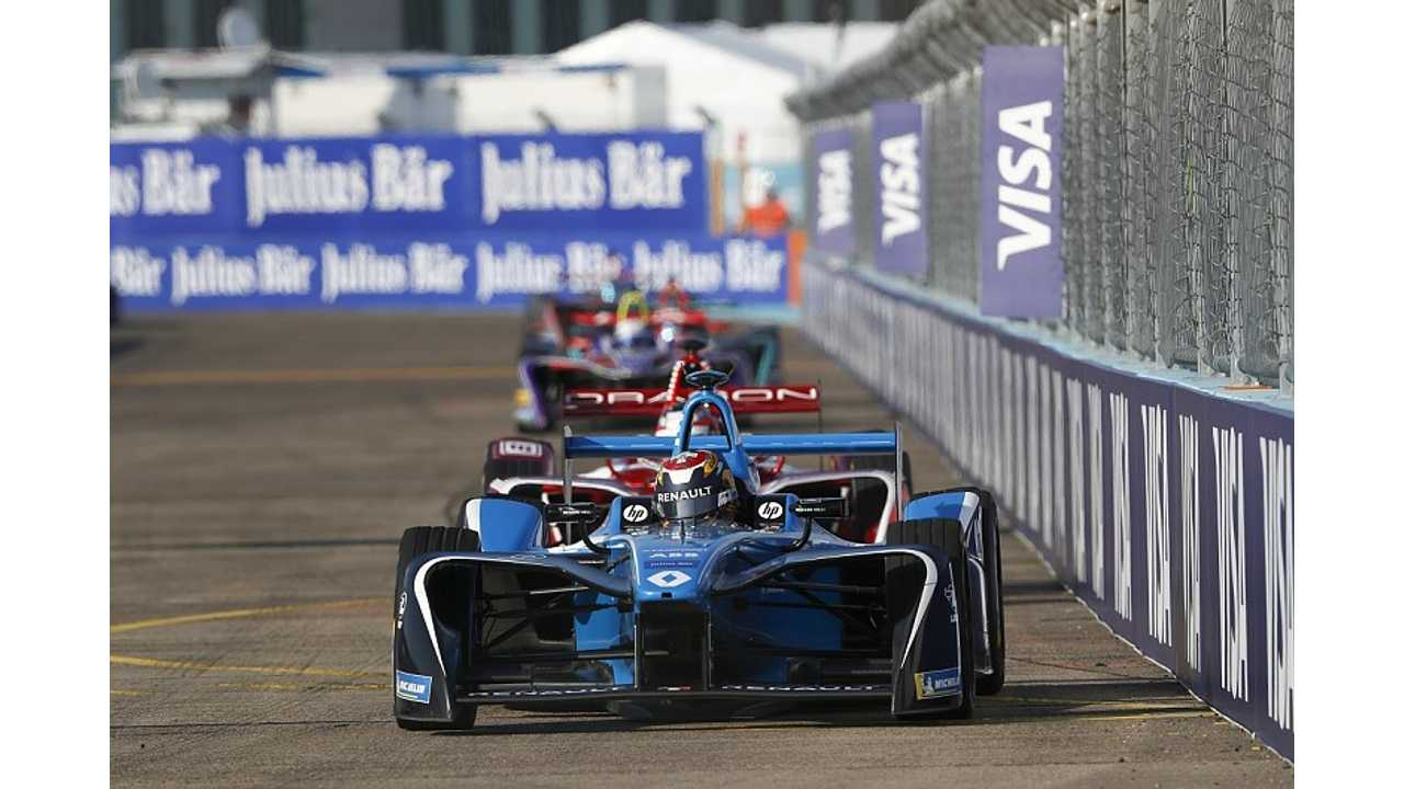 Buemi Not Satisfied With His Recent Formula E Results