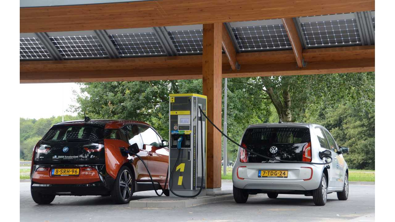 Fastned Offers Free Lifetime Charging, But There's A Catch