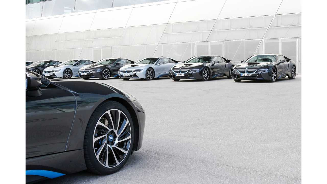 BMW i Subbrand Sales Drops Again In February, Exceeds 51,000 Cumulative