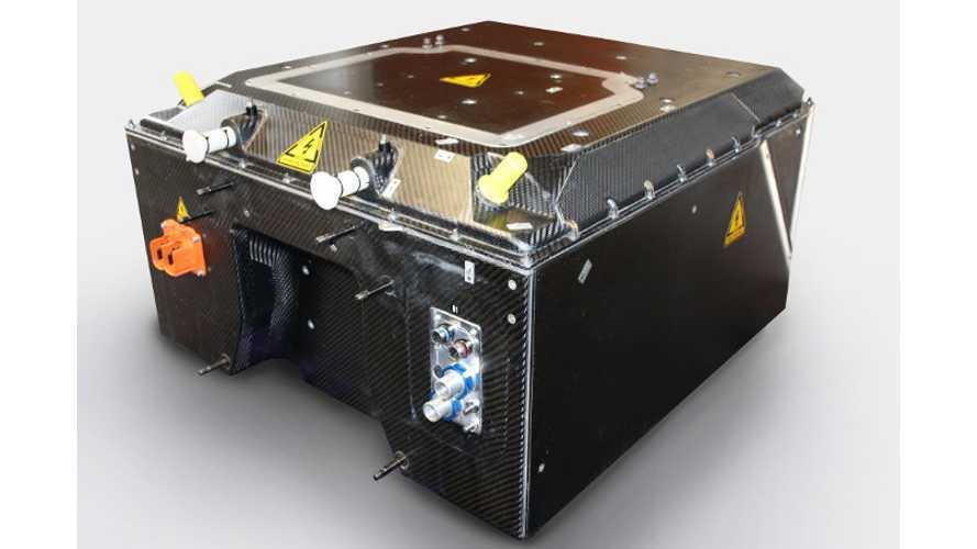 Williams Advanced Engineering Wins Award For Formula E Battery