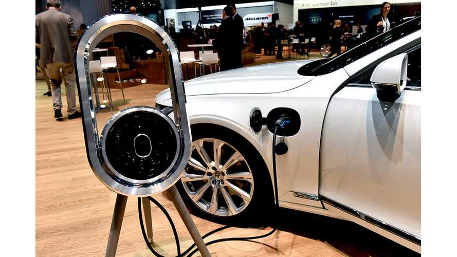 Volvo Cars Calls On Automotive Industry To Standardize Electric Car Charging. Supports Combo (CCS)