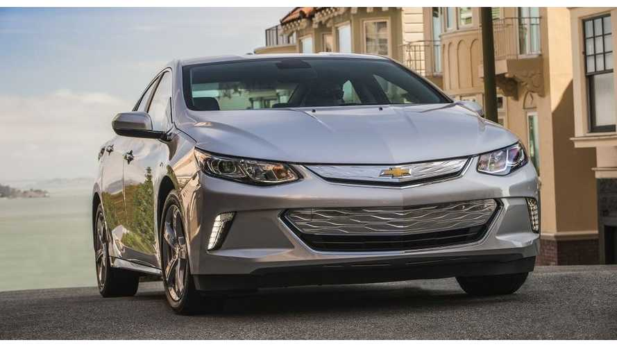 2016 Chevrolet Volt, 2016 Hyundai Sonata PHEV Listed Among Recipients Of Ward's 10 Best Engines Award