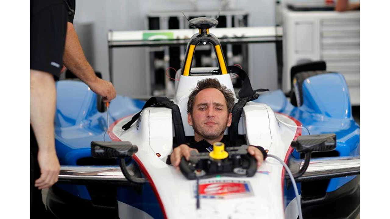 Formula E Driver Tests Positive For Cocaine