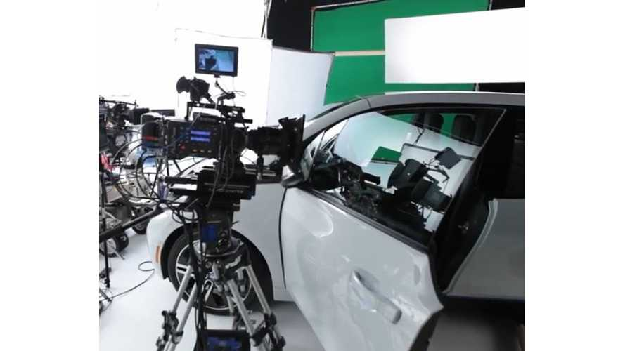 Making Of BMW i3 Super Bowl Commercial - Video
