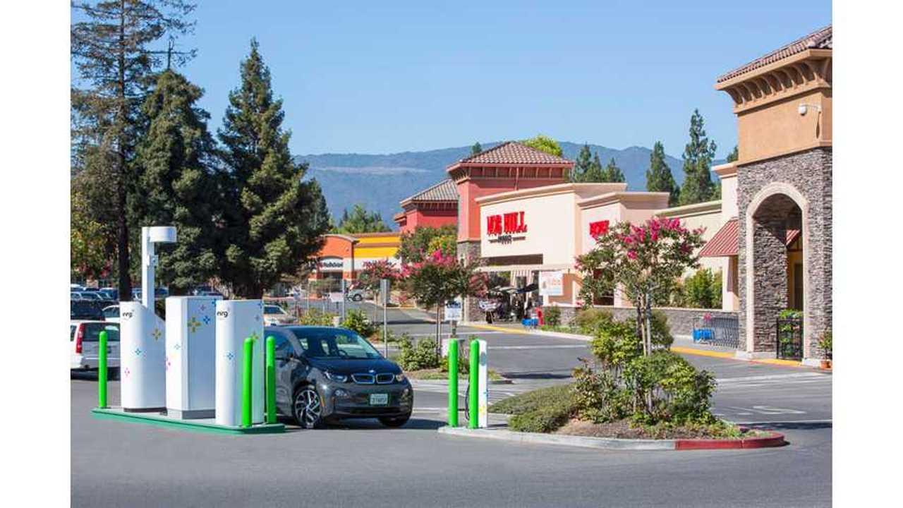NRG eVgo Announces Fast Charger Expansion Plans For U.S.