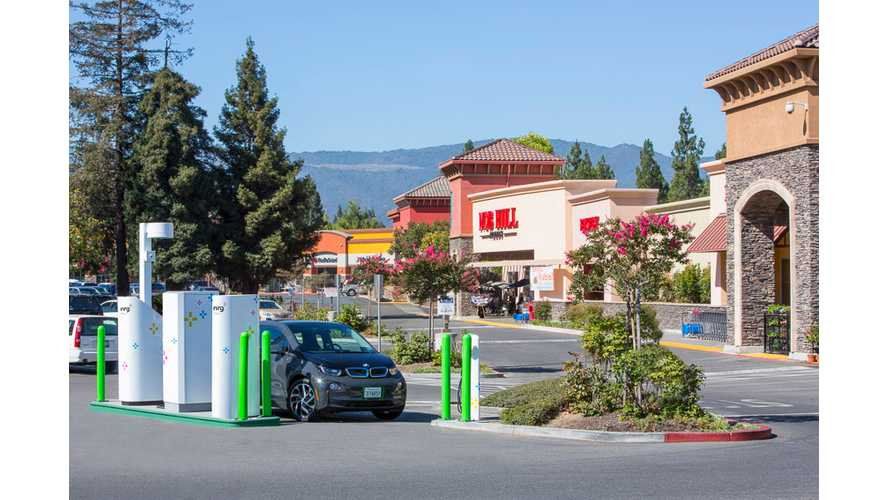 NRG eVgo Announces Fast Charger Expansion Plans For U.S.