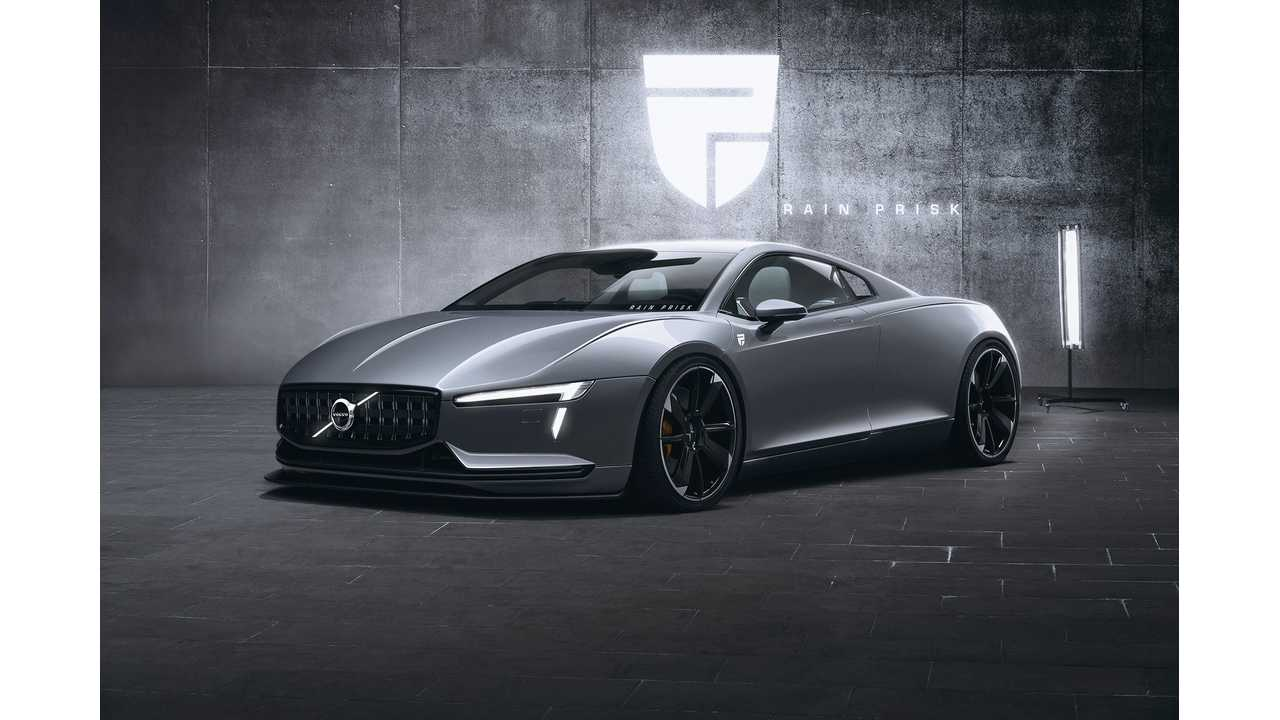 This Volvo Electric Supercar Should Be Reality